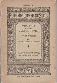 The King of the Golden River by: John Ruskin, Hans