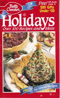 Betty Crocker: Holidays:;Over 100 recipes and ideas