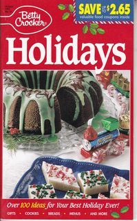 Betty Crocker HOLIDAYS! Over 100 Creative recipes for your best holidays ever ( #87 )