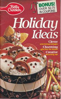 Betty Crocker Holiday Ideas