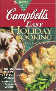 Campbell's Easy Holiday Cooking for Family and Friends