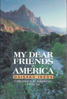 My Dear Friends in America: Collected U.S. Speeches