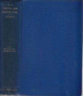 Le Chevalier D'Harmental (The Romances of Alexandre: Dumas, Alexander