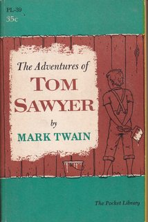 book report on the adventures of tom sawyer by mark twain Summary the next morning, tom seeks out huck to reaffirm that the money and  the adventure they experienced the day  the adventures of tom sawyer mark  twain buy  the plot of the buried treasure continues to occupy huck and tom.