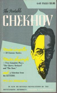 The Portable Chekhov: Chekhov, Anton
