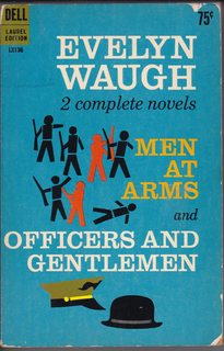 Men At Arms & Officers and Gentlemen: Waugh, Evelyn