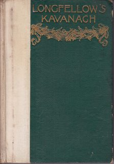 Kavanagh: A Tale (Portland Edition): LONGFELLOW, Henry Wadsworth