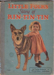 Little Folks Story of Rin-Tin-Tin: Anonymous