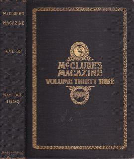 McClure's Magazine Vol.XXXIII (33) May 1909 -: Editorial Staff