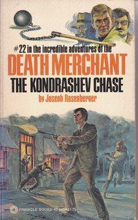 The Kondrashev Chase: Rosenberger, Joseph