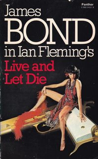 Live and Let Die: Fleming, Ian