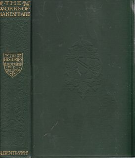 Shakespeare's Histories and Poems: Shakespeare, William