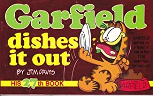 Garfield Dishes It Out (Garfield (Numbered Paperback)): Davis, Jim