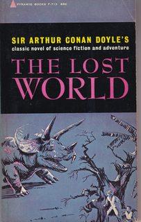 The Lost World: Doyle, Sir Arthur
