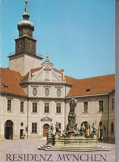 RESIDENCE MUNICH: (RESIDENZ MUNCHEN).: Brunner, Herbert; Hojer,