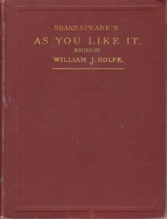 As You Like It: Shakespeare, William edited