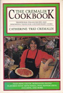 Cremaldi Cookbook: Cremaldi, Catherine