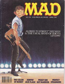 Mad Magazine April 1987