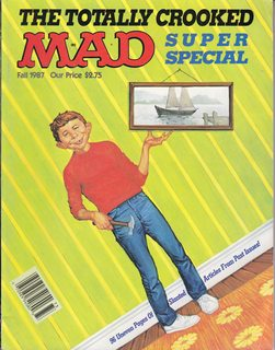 Mad Super Special Magazine #60: The Totally