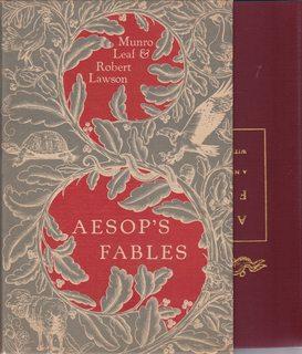 Aesop's Fables: Leaf, Munro; Robert