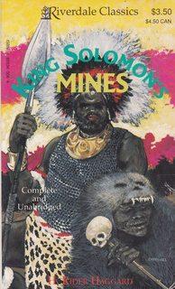 King Solomon's Mines (English Supplementary Reader): Haggard, H. Rider