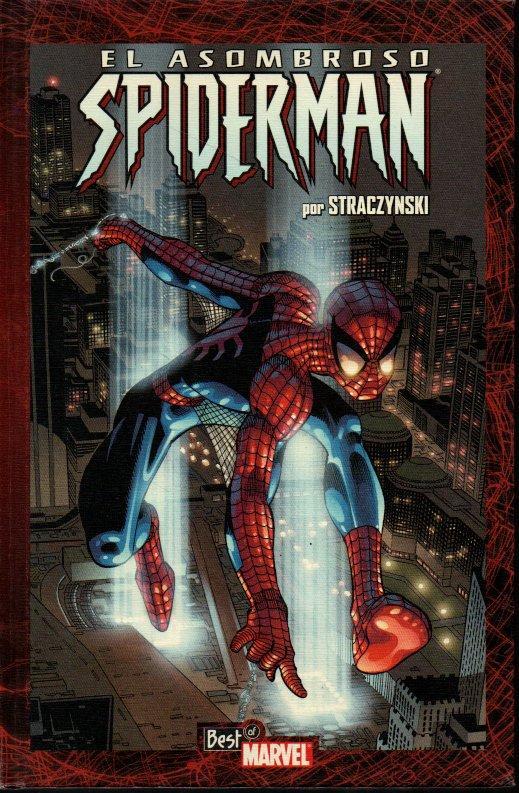 EL ASOMBROSO SPIDERMAN. - STRACZYNSKI, J. AVERY, Fiona.