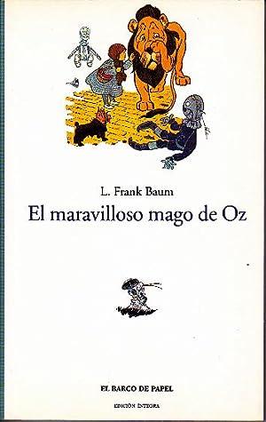 EL MARAVILLOSO MAGO DE OZ.: FRANK BAUM, L.