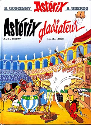 ASTERIX GLADIATEUR.