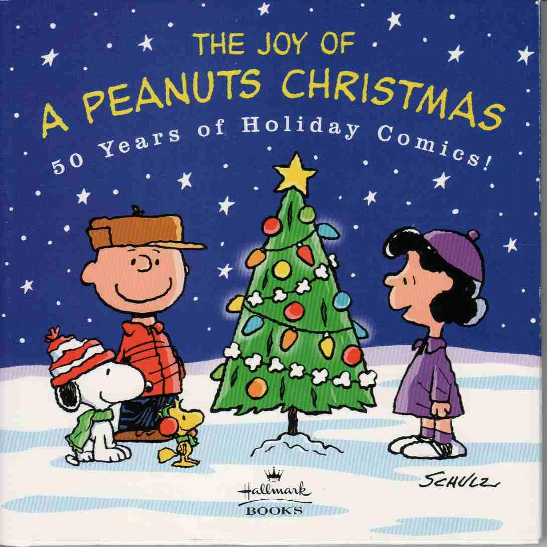 Free Comic Book Day Kansas City: THE JOY OF A PEANUTS CHRISTMAS: 50 YEARS OF HOLIDAY COMICS