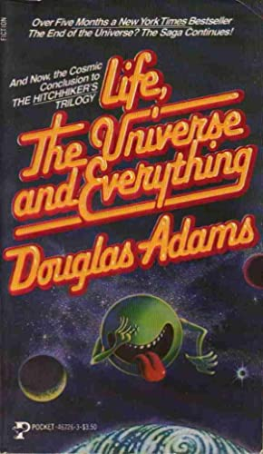 LIFE, THE UNIVERSE AND EVERYTHING (HITCHHIKER'S TRILOGY)