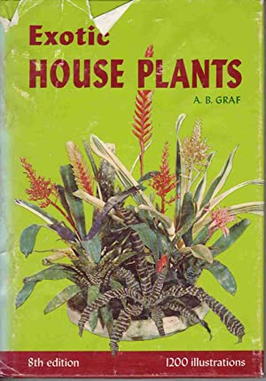Exotic House Plants Illustrated All The Best In Indoor