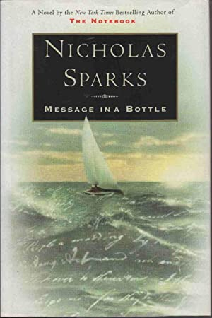 MESSAGE IN A BOTTLE: Sparks, Nicholas
