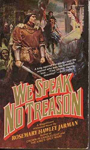 WE SPEAK NO TREASON