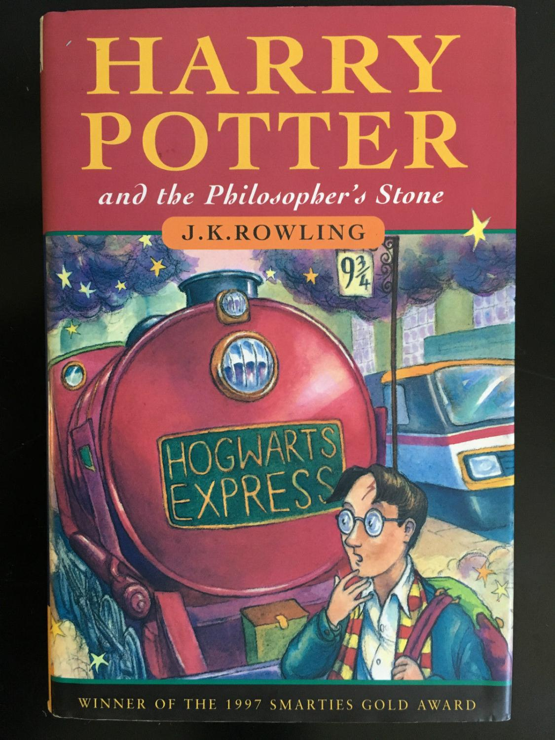 Harry Potter And The Philosopher 39 S Stone First Edition