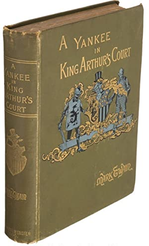 connecticut yankee in king arthurs court book report essay A connecticut yankee in king arthur's court is an 1889 novel by american humorist and writer mark twain the book was originally titled a yankee in king arthur's court some early editions are titled a yankee at the court of king arthur.