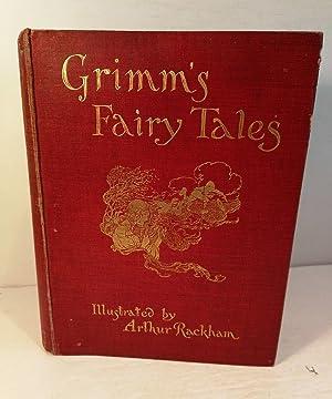 Grimms Fairy Tales Arthur Rackham
