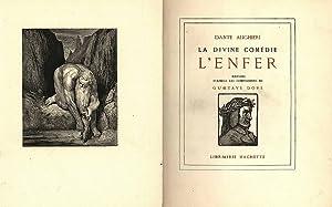 La Divine comédie. l'Enfer: Dante Alighieri /