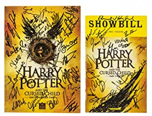 Harry Potter and the Cursed Child: J.K. Rowling