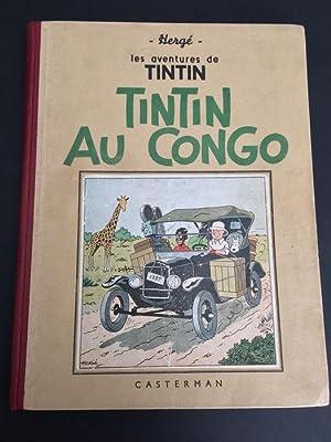 Tintin au Congo: Herge