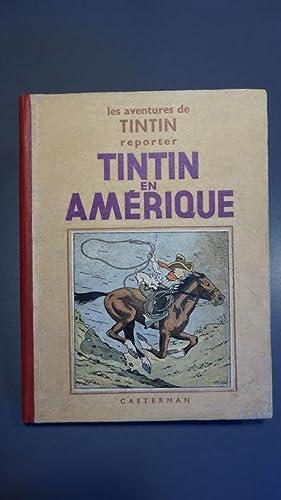 Tintin en Amérique: Herge