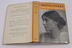 Virginia Woolf A Biography Volume One Virginia Stephen 1882-1912