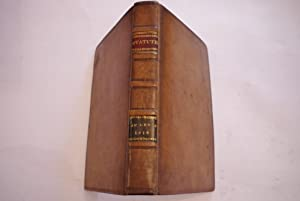 The Statutes of the United Kingdom of Great Britain and Ireland 58 George III 1818