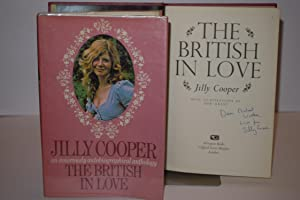 The British In Love An Amorously Autobiogrphical Anthology
