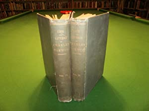Life and Letters of Thomas Henry Huxley (Two Volume Set)