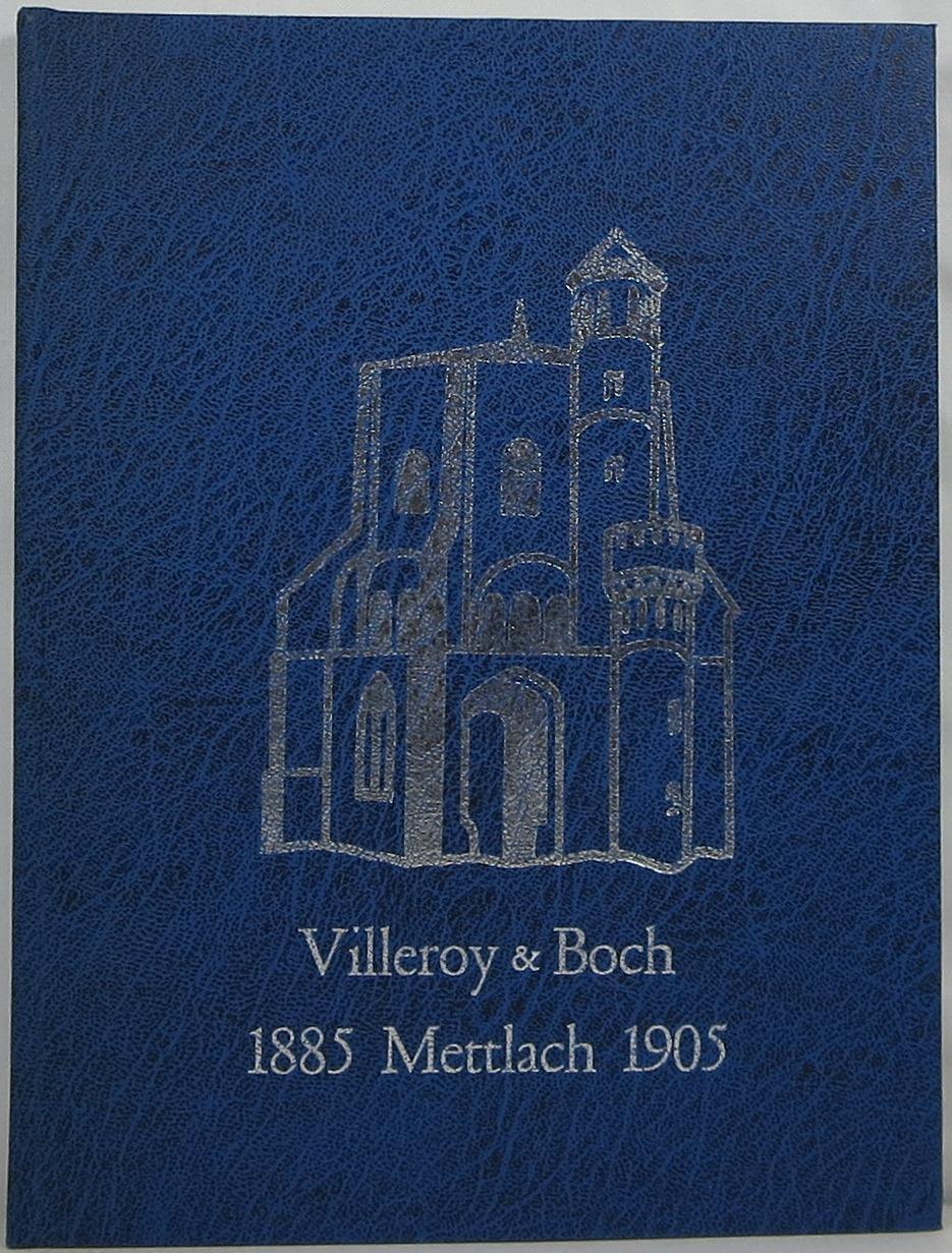 Mettlacher Steinzeug AbeBooks - Preisliste villeroy und boch