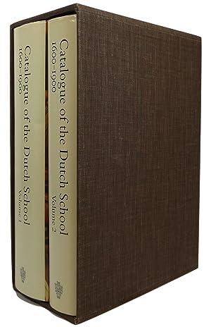 The Dutch School 1600-1900, 2 volumes: MacLaren, Neil and