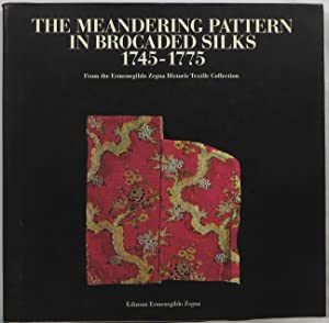 The Meandering Pattern in Brocaded Silks 1745-1775: Buss, Chiara (translated