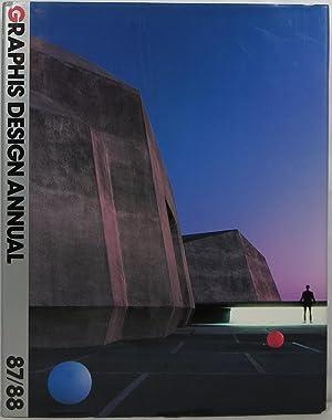 Graphis Design Annual, 87/88: The International Annual: Pedersen, B. Martin