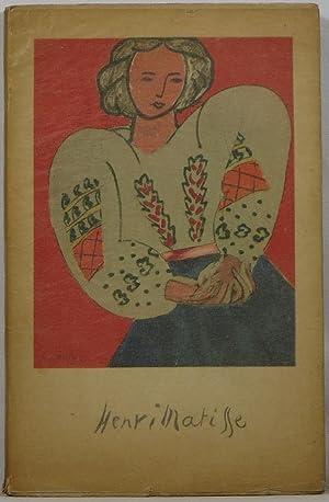 Matisse: Lejard, André