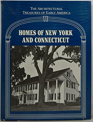 Homes of New York and Connecticut: The: Mullins, Lisa (editor)